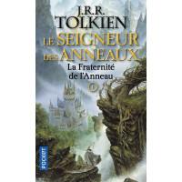 Le Seigneur des anneaux - tome 1 : La Fraternité de l'Anneau - Книга на френски език