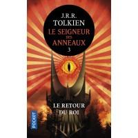 Le Seigneur des anneaux - tome 3 : Le Retour du Roi - Книга на френски език