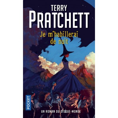 Je m'habillerai de nuit - Книга на френски език