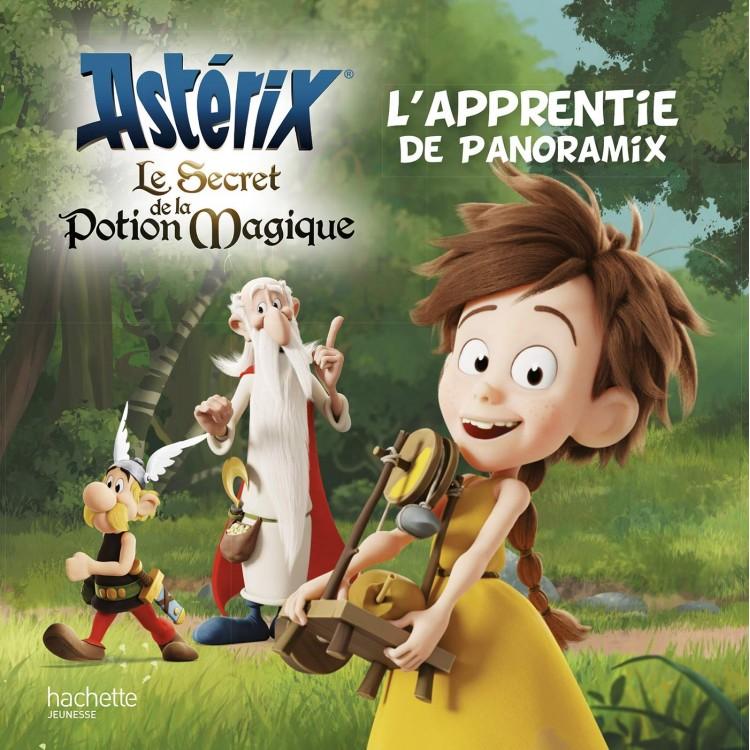 ASTERIX - L'apprentie de Panoramix