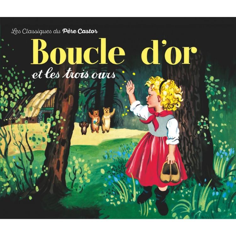 Boucle d'or et les Trois ours - Златокоска и трите мечки