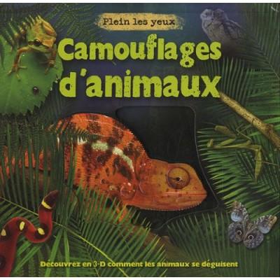 Camouflages d'animaux - Животински камуфлаж
