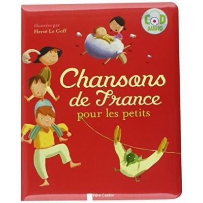 Chansons de France pour les petits plus CD