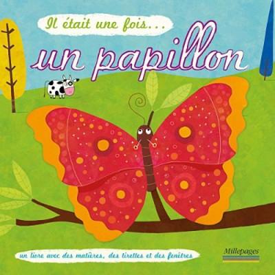 Il était une fois un papillon Album - Имало едно време една пеперуда
