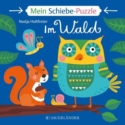 Mein Schiebe-Puzzle: Im Wald