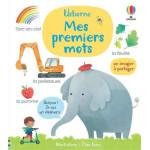 Mes premiers mots - Книга на френски език
