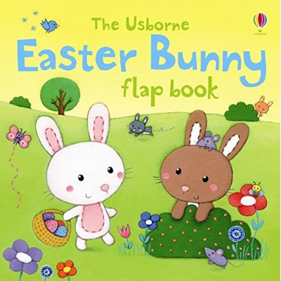 Easter Bunny Flap Book - Книга на английски език