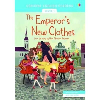 The Emperor's New Clothes, Level 1 - Книга на английски език