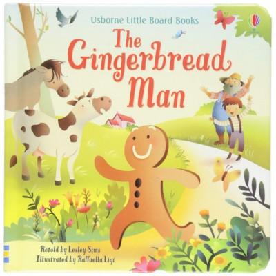 The Gingerbread Man,Hardcover - Книга на английски език