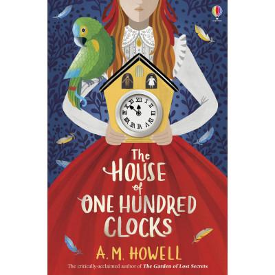 The House of One Hundred Clocks - Книга на английски език