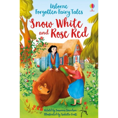 Snow White and Rose Red - Книга на английски език