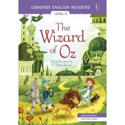 The Wizard of Oz - Level 3 - Книга на английски език