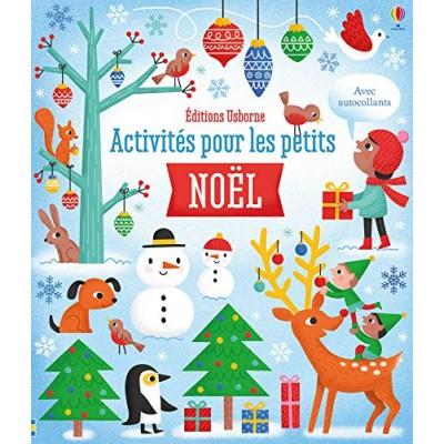Activités pour les petits - Noël  - Книга на френски език