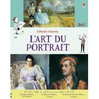 L'art du portraits - Книга на френски език