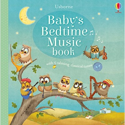 Baby's Bedtime Music Book - Musical Books
