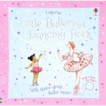 Little Ballerina Dancing Book