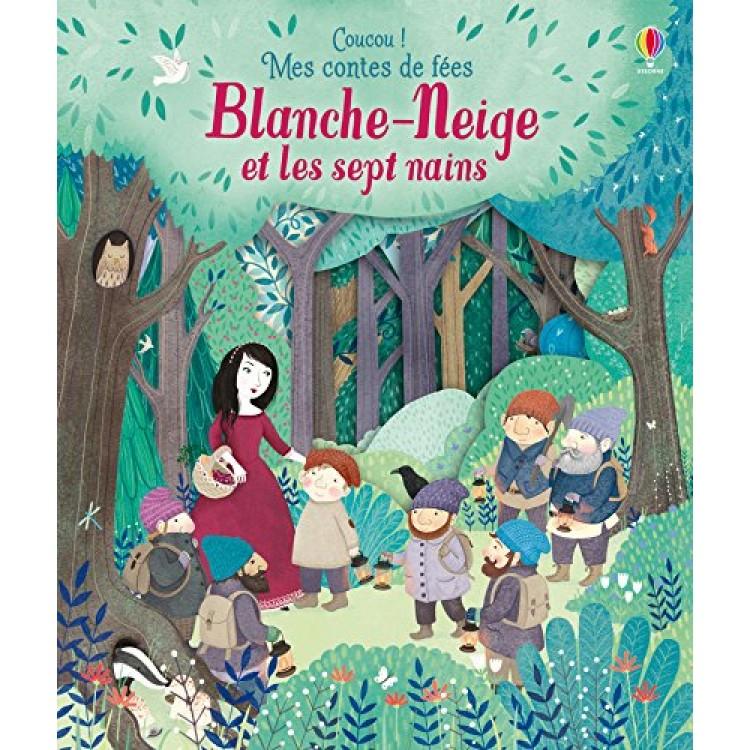 Coucou ! Mes contes de fées - Blanche-Neige et les sept nains