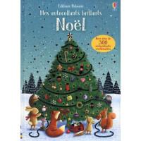 Noël - Mes autocollants brillants - Книга на френски език