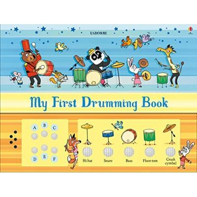 My First Drumming Book - Книга на английски език