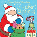 Touchy-feely Father Christmas (Sparkly Touchy Feely)