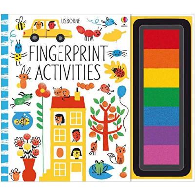 Fingerprint Activities - Книга на английски език
