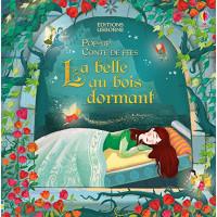 La Belle au bois dormant - Pop-up Conte de fées - Книга на френски език