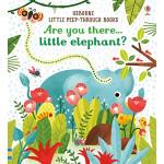 Are you there Little Elephant? - Книга на английски език