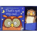 That's not my Owl Book and Toy Hardcover