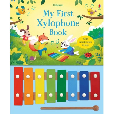 My First Xylophone Book Hardcover