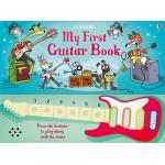 My First Guitar Book - Книга на английски език