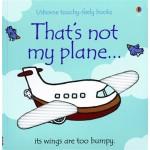 That's Not My Plane Board book  - Книга на английски език