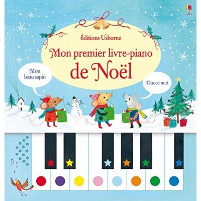 Mon premier livre-piano de Noël - Моята първа коледна книга пиано
