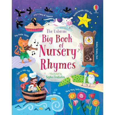Big Book of Nursery Rhymes - Книга на английски език