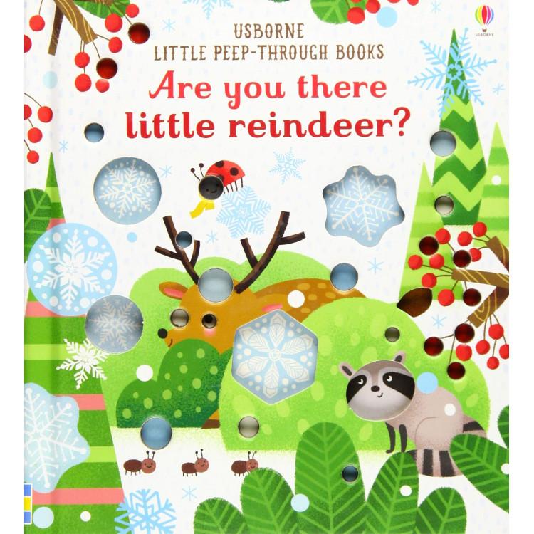 Are You There Little Reindeer?  - Книга на английски език