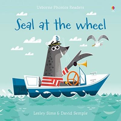 Seal at the Wheel  - Книга на английски език