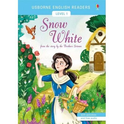 Snow White - Level 1- Книги на английски език