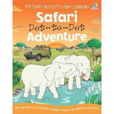 Safari Dot-To-Dot Adventure