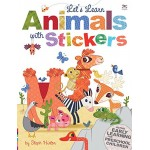 Let's Learn Animals with Stickers