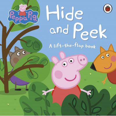 Peppa Pig: Hide and Peek: A Lift-the-Flap Book