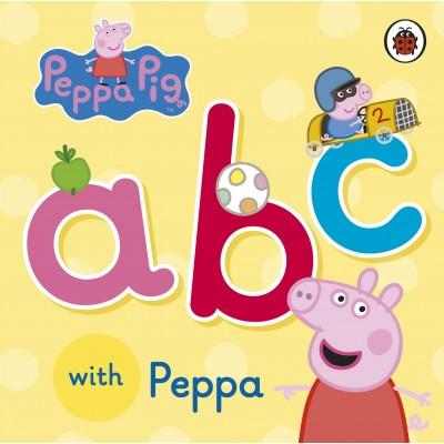 Peppa Pig: ABC with Peppa Board book