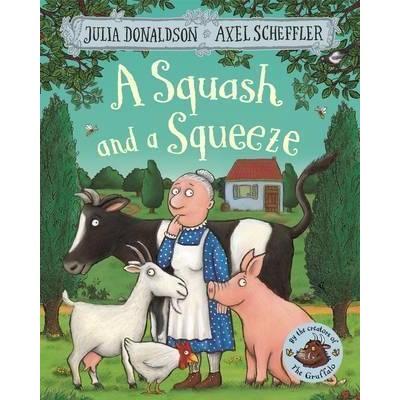 A Squash and a Squeeze - Книга на английски език