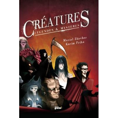 Créatures, légendes et mystères (Същества, легенди и мистерии)