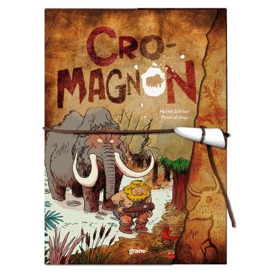 Cro-magnon - Книга на френски език