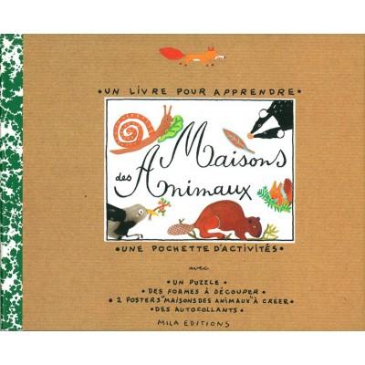Къде живеят животните (Maisons des Animaux)