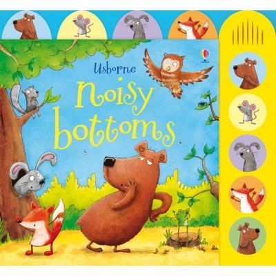 Noisy bottoms - Книга на английски език
