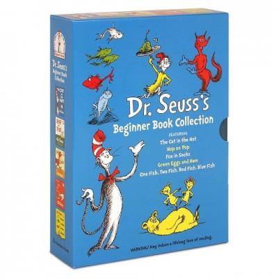Dr. Suess Beginners Book Collection (Колекцията на Доктор Сюс за начинаещи)