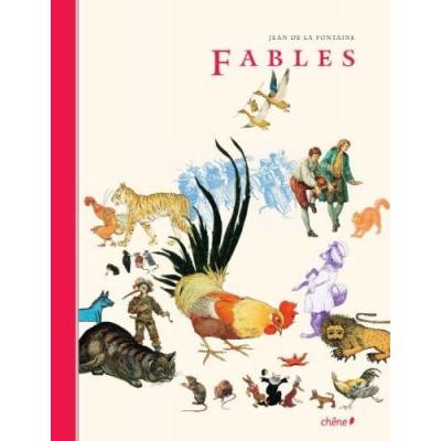 Fables, Jean de La Fontaine (Басните на Ла Фонтен)