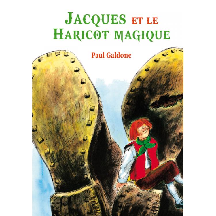 Jacques et le haricot magique (Джак и бобеното зърно)