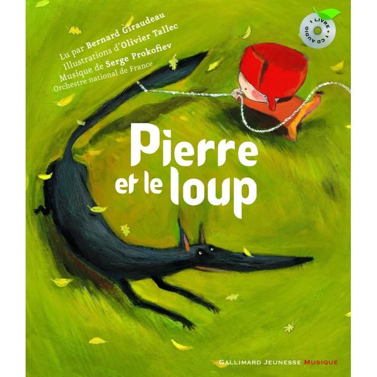 Pierre et le loup - Петя и вълкът