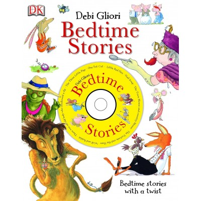 Bedtime Stories: Book and CD (Приказки за лека нощ: книга и компакт диск)